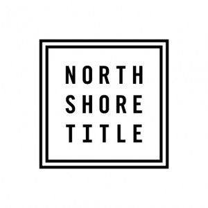 North Shore Title Black Text